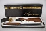 BROWNING SUPERPOSED 12 GA 2 3/4'' MIDAS