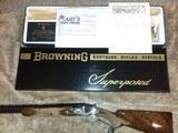 NIB 1969 Browning Midas Grade 20ga 26inch IC\MOD - 1 of 15