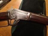 MARLIN Model 1897 .22 rim fire