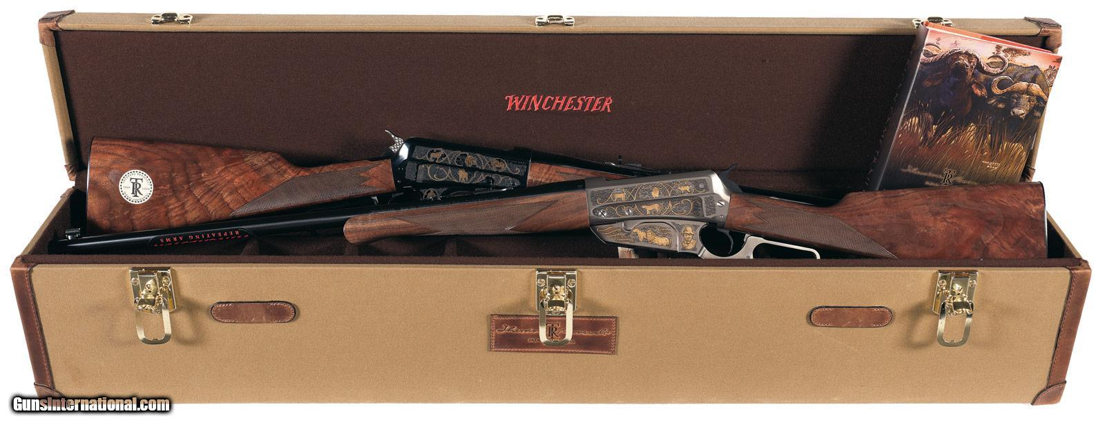Teddy roosevelt guns to be displayed at nra national - Teddy Roosevelt Guns To Be Displayed At Nra National 46