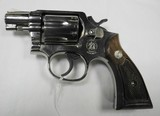 SMITH & WESSON MODEL 10-7, 38 SPECIAL