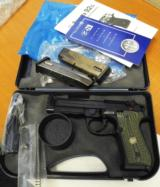 BERETTA / WILSON COMBAT 92G BRIGADIER TACTICAL 9 MM, NEW IN CASE