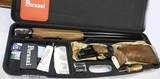 "PERAZZI MX1 PIGEON 12GA, 30"" EVEN, BRAND NEW, CASED"