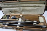 "BELGIAN BROWNING LIGHTNING 2 BARREL SET, 12GA 26"" WITH 2 FORENDS"