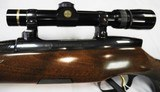 STEYR LUXUS FULL STOCK 270 WIN CARBINE - 5 of 8