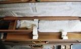 BELGIAN BROWNING ORIGINAL GUN LUGGAGE CASES FOR SHOTGUNS FOR 1 OR 2 BARREL SETS - 4 of 7