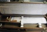 BELGIAN BROWNING ORIGINAL GUN LUGGAGE CASES FOR SHOTGUNS FOR 1 OR 2 BARREL SETS - 3 of 7