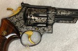 """SMITH & WESSON MODEL 29-3 .44 MAG, 8 1/2""""BL, FULLY ENGRAVED - 3 of 6"""