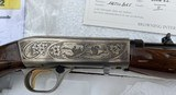 BELGIAN BROWNING SEMI-AUTO 22 LR GRADE 2, BRAND NEW IN THE BOX - 3 of 5