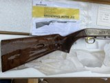 BELGIAN BROWNING SEMI-AUTO 22 LR GRADE 2, BRAND NEW IN THE BOX - 2 of 5