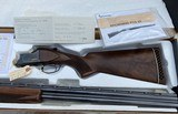 """BELGIAN BROWNING B25 TRAP 2 GOLD 12GA 30"""", NEW IN THE BOX"""