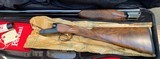 """PERAZZI DC12 SIDE BY SIDE 12GA 28 3/8""""PIGEON, BRAND NEW, NEVER FIRED"""