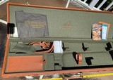 """BROWNING CUSTOM SHOP GUN CASE,LEATHER, 32"""", NEW. - 2 of 4"""