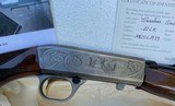 BELGIAN BROWNING SEMI-AUTO 22 LR GRADE 2, BRAND NEW IN THE BOX - 5 of 7