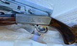 BELGIAN BROWNING SEMI-AUTO 22 LR GRADE 2, BRAND NEW IN THE BOX - 7 of 7
