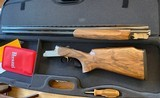 """PERAZZI MX1 PIGEON OR TRAP, 12GA 30 3/4"""", WILKINSON REMOVEABLE CHOKES, BRAND NEW, NEVER FIRED - 1 of 3"""