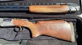 """PERAZZI MX10RS ADJUSTABLE 3 NOTCHES 12GA31 1/2"""" OVER UNDER, BRAND NEW, NEVER FIRED, CASED"""