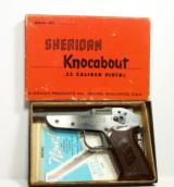 Sheridan Knocabout 22 New In Box