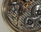 Hamilton Watch Company Size 16 Pocket Watch - 6 of 7