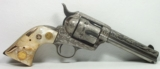 Colt Single Action Army 32/20 Engraved, Made 1900
