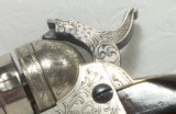 Rare Engraved Colt 1862 Conversion - 8 of 22