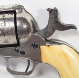 Outstanding Colt SAA 44 Rim Fire Made 1877 - 7 of 22