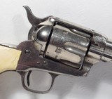 Outstanding Colt SAA 44 Rim Fire Made 1877 - 3 of 22