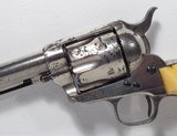 Outstanding Colt SAA 44 Rim Fire Made 1877 - 9 of 22
