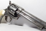 Factory Engraved Colt SAA 44-40 – Letter to San Antonio, TX in 1904 - 5 of 20
