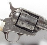 Factory Engraved Colt SAA 44-40 – Letter to San Antonio, TX in 1904 - 3 of 20
