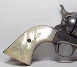 Colt SAA 45 – Factory Nickel Made 1902 - 2 of 18