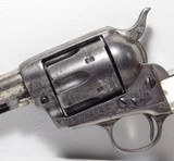 Colt SAA 45 – Factory Nickel Made 1902 - 7 of 18