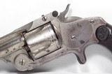 Smith & Wesson No. 2 SA Revolver Antique - 7 of 17
