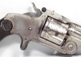 Smith & Wesson No. 2 SA Revolver Antique - 3 of 17