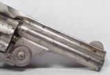 Smith & Wesson No. 2 SA Revolver Antique - 4 of 17