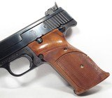 Smith & Wesson Model 41 – 22 Target Pistol Made 1963 - 6 of 15