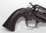 Colt SAA Bisley Model 38 W.C.F. – Made 1913 - 2 of 13