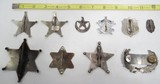 10 Authentic Old Badges - 2 of 2