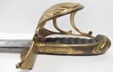 Rare Mexican War Presentation Sword - 14 of 25
