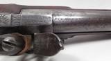 H.W. Mortimer Flintlock Pistol - 14 of 15