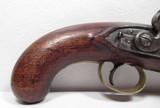 H.W. Mortimer Flintlock Pistol - 2 of 15