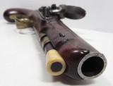 H.W. Mortimer Flintlock Pistol - 15 of 15
