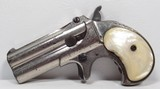 Remington Type 2 Model 95 Double Deringer - 4 of 15