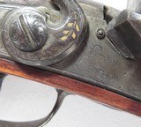 French Flintlock Pistol Made by Moury, Louviers France - 4 of 19