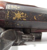 French Flintlock Pistol Made by Moury, Louviers France - 12 of 19