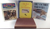 Author Larry Wilson (R.L. Wilson) Autographed Colt Engraving Book + 3 More