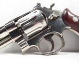 "Smith & Wesson 357 Mag (Pre 27) 3 ½"" Nickel - 9 of 22"