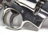 "Smith & Wesson 357 Mag (Pre 27) 3 ½"" Nickel - 5 of 22"