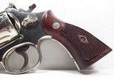 "Smith & Wesson 357 Mag (Pre 27) 3 ½"" Nickel - 8 of 22"