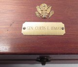Randall-Curtis E Lemay 4-Star Model w/Case - 19 of 19